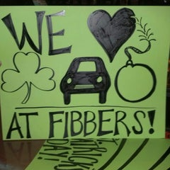 Photo taken at Fibbers Public House by Brian P. on 3/19/2013