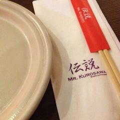 Photo taken at Mr. Kurosawa by Kay M. on 2/8/2013