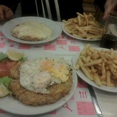 Photo taken at Las Delicias by Carlos E. on 10/1/2012