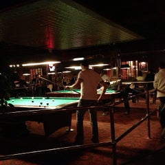 Photo taken at Amsterdam Billiards & Bar by Dale T. on 2/24/2013
