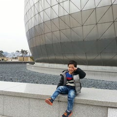 Photo taken at 국립과천과학관 (Gwacheon National Science Museum) by Sunghoon S. on 3/17/2013