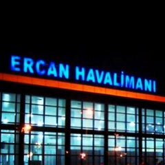 Photo taken at Ercan Havalimanı | Ercan Airport by özlem on 3/27/2013