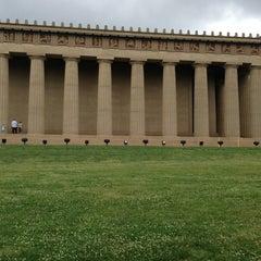 Photo taken at The Parthenon by Kathy R. on 6/2/2013