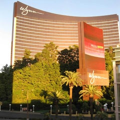 Photo taken at Wynn Las Vegas by Gunh@n T. on 8/8/2013