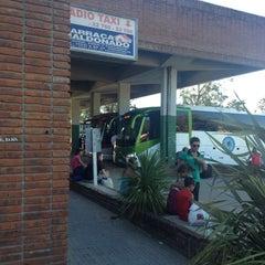 Photo taken at Terminal de Piriápolis by Diego F. on 1/27/2013
