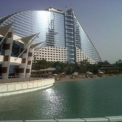 Photo taken at Jumeirah Beach Hotel فندق جميرا بيتش by May .. on 9/28/2012
