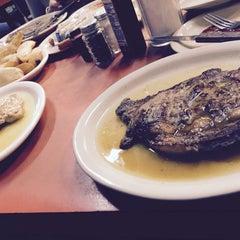 Photo taken at Hoffbrau Steak by Julia P. on 12/31/2015