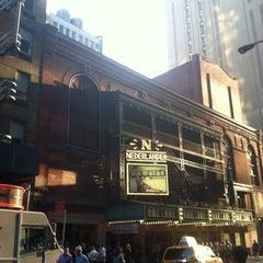 Photo taken at Nederlander Theatre by Eileen W. on 6/5/2013