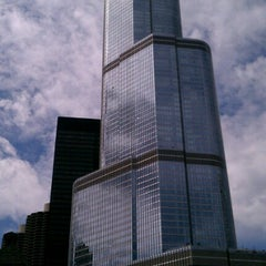 Photo taken at Trump International Hotel & Tower Chicago by Renee D. on 9/19/2012