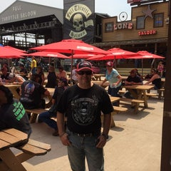 Photo taken at Full Throttle Saloon by Brian K. on 8/4/2014
