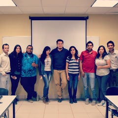 Photo taken at Universidad Politécnica de Tlaxcala by Ulises G. on 11/7/2014