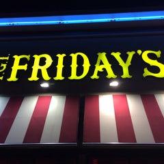 Photo taken at TGI Fridays by Frank M. on 11/4/2013