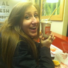 Photo taken at Wendy's by DJ R. on 12/29/2012