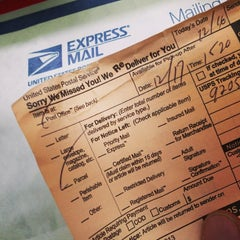 Photo taken at US Post Office by Bryan B. on 12/20/2013