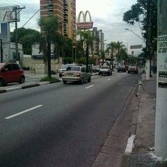 Photo taken at Avenida Dom Pedro II by Samir S. on 1/15/2013