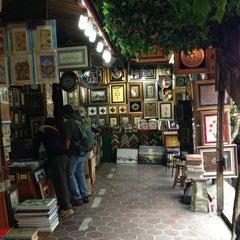 Photo taken at Sahaflar Çarşısı by Muhammad B. on 4/1/2013