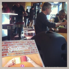 Photo taken at Geraldine's Counter by Will G. on 2/16/2013