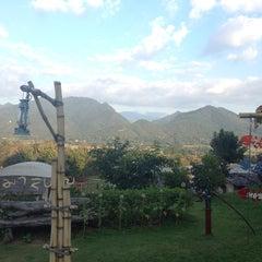 Photo taken at Mari - Pai Resort by M on 12/8/2013