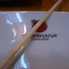 Photo taken at Sushihana by Karin F. on 7/17/2014