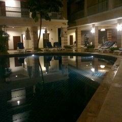 Photo taken at Kalim Resort by Hiro on 7/5/2012