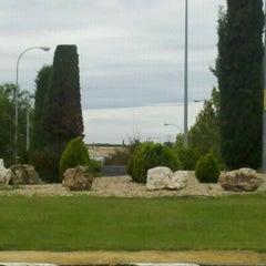 Photo taken at Ayuntamiento de Alcobendas by Camila H. on 9/30/2012