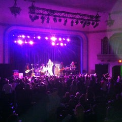 Photo taken at Aladdin Theater by TheBrew P. on 1/13/2013