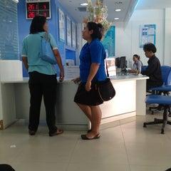 Photo taken at ธนาคารกรุงไทย (Krungthai Bank) by Assadaporn B. on 2/28/2013