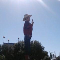 Photo taken at Fair Park by Erika M. on 10/14/2012