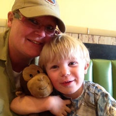 Photo taken at Tropical Smoothie Cafe by Kerri B. on 4/21/2014