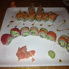 Photo taken at Ichiban Japanese Cuisine by Monica M. on 12/23/2012