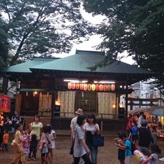 Photo taken at 駒繋神社 by ka2_sato on 9/14/2013