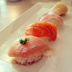 Photo taken at SUGARFISH | Marina del Rey by Hannah on 1/28/2013