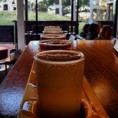 Photo taken at Bluetongue Brewery Cafe by Erik V. on 7/6/2013