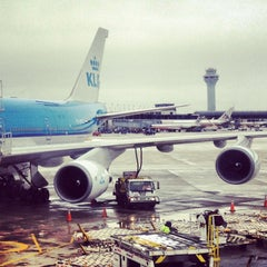 Photo taken at Gate M8 by Mario I. on 3/1/2013