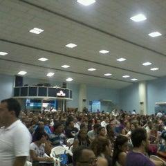 Photo taken at Igreja da Paz by Gabriela C. on 10/27/2012