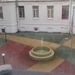 Photo taken at Школа № 80 by Ksusha S. on 10/1/2013