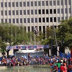 Photo taken at Houston Children's Festival by Cynthia N. on 3/30/2014