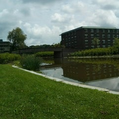 Photo taken at SUNY New Paltz by Renan S. on 7/14/2014