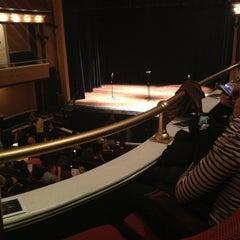 Photo taken at Morton Theatre by Lauren L. on 2/10/2013