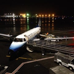 Photo taken at Gate 78A by Yihua G. on 3/2/2014