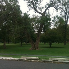 Photo taken at Phelps Grove Park by Steve T. on 9/26/2012