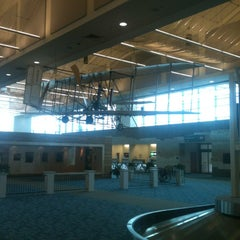 Photo taken at Springfield-Branson National Airport (SGF) by Steve T. on 9/30/2012