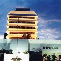 Photo taken at Kedutaan Besar Republik Indonesia by Alexandre H. on 10/4/2012