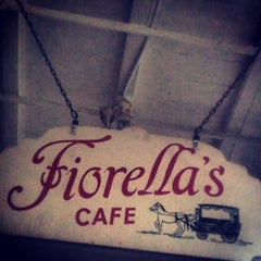 Photo taken at Fiorella's Cafe by Jason H. on 12/16/2012