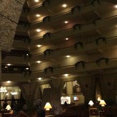Photo taken at Tikal Lobby Bar by Vania G. on 8/22/2015