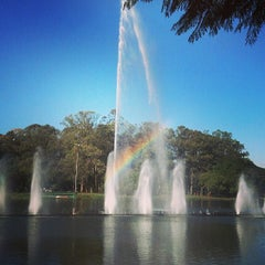 Photo taken at Parque Ibirapuera by Marcia P. on 7/5/2013