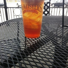 Photo taken at McAlister's Deli by Brian R. on 5/23/2014