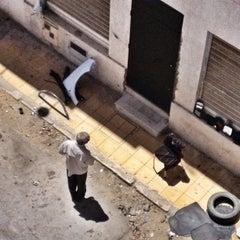 Photo taken at La Poste - Tunis Bab Khadhra by Antonio J. on 6/10/2013