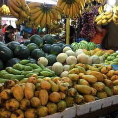 Photo taken at Olongapo City Public Market by Rachel C. on 4/6/2015