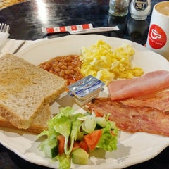 Photo taken at Emily's Cafe by Sarah H. on 11/8/2014